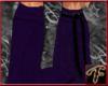 ~F~Balmoral Skirt~Purple