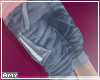f Jean shorts