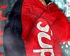 Supreme X Blue Red