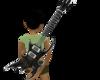 black ani guitar