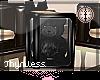 Blk Gift Box Bear