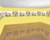 Monkey theme baby room