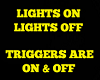 Turn Lights On & Off