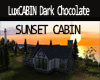 LuxCabin Dark Chocolate