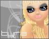 P}Blonde Tyra