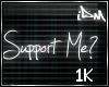 !ID! 1k Support Sticker