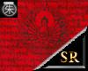 SR Red Prayer Flag