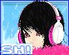 Sh! Psyche Headphones~