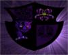 Purple Flag Blason