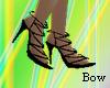 [B] Stylish black shoes