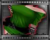 Kei| Green Baggy Dress