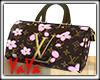 LV Floral Bag