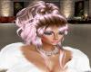 Hair Pink Brown 2 Liz