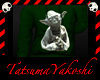 (Tatsuma)Yoda Hoodie Up