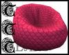 TTT Bean Chair ~ Pink