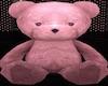 Cute Big Bear Kiss Pink