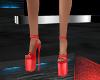 -1m- Red heels