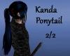 Kanda Ponytail 2/2
