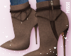 n| Ankle Boots Chocolate