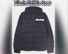 Black Bubbble Coat