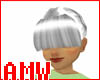 [AMW] Dawn bangs white