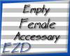 \EZD/ Female Accessary