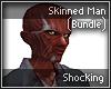 Skinned Man Bundle