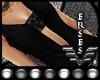 -V- Trendy Tops Black