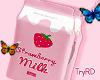 🦋 Milk purse