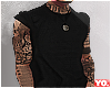 Yo.| Tank Top Black