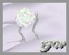 Opal Rose n' Thorns Ring