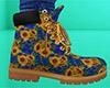 Sunflower Work Boots 2 M