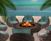 B! Jade Beach Chat Chair