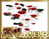 QMBR Bridal Bouquet R&W