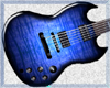 [IE] Blue Woodburst