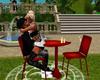 kisses table