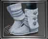 (SL) Aha Blue Boots