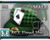 [BE] ACE Fitted Hat Gren