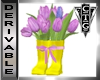 CTG FLOWERS IN BOOTS