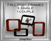 Fall Pose Frames 7P