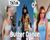 Tiktok Butter BTS F