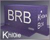 K brb box