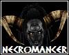 Necromancer Horn