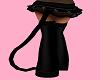 [MsB]Black Pvc tail