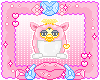 .Pink Furby.