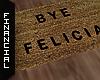 ϟ Floor Mat