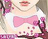 Cuff Choker Pink
