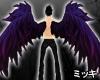 ! Poison DarkElf Wings