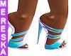 Anais Blue Fairy Shoes