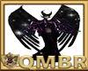 QMBR Ani Maleficent Wing